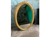 Mirror - Oval