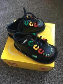 Infant Boys Lego Kicker Shoes BNIB