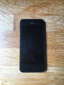 iPhone 5 16gb Unlocked Space Grey