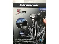 Panasonic 5 blade electric shaver