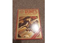 The New Book of Runes by Ralph Blum (Mixed media product, 1990)
