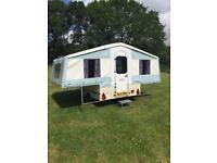 dandy designer camper