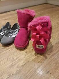 Size 13 girls shoes