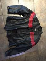 Motorcycle jacket and liner
