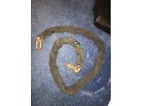 Diamond chip chain