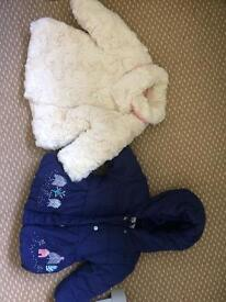 Girls clothes bundle 0-3 and 3-6 months