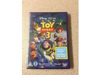 Toy story 3 DVD new