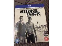 Strike Back Series 1 & 2 Blu-Ray Box Set