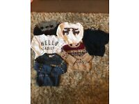 Zara and next boys jumper bundle age 2-3