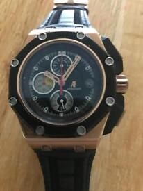 QUALITY AUDEMARS PIGUET GRAND PRIX LTD ED WATCH