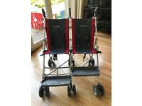 Rarely available special needs double buggy