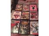18 PS2 Games