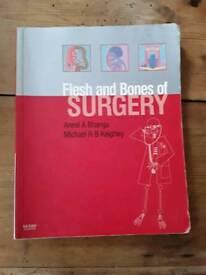 Flesh and Bones of Surgery
