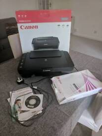 Canon Pixma Printer and Scanner - MG2550S