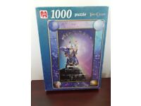 CONDUCTING THE COSMOS, a Tom Cross, 1000 Piece Jigsaw Puzzle by JUMBO