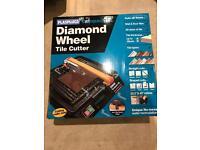 Compact XL Tile cutter