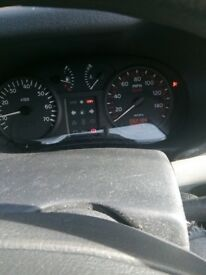 Renault Clio 02 plat. Low mileage 5200 LP0 nice little Runner viewing and test drive welcome