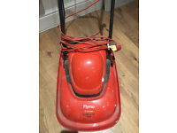 FLYMO TL330 Lawn Mower Grass cutting Machine. hardly used in great condition