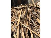 Loads of free new wood