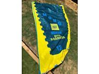 North Mono 12m kitesurfing kite