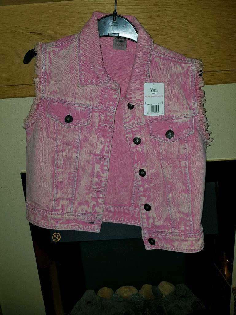 4ea8f1a16 Girls age 7-8 New with tags jacket