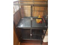 Rat, Degu or Chinchilla cage