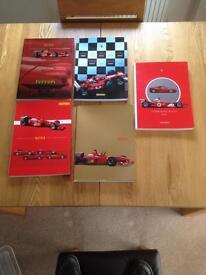 Ferrari year books
