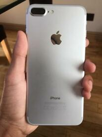 iPhone 7+ 32gb mint condition