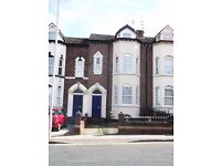 LOWER GROUND FLOOR 1 BEDROOM FLAT, ROCK FERRY WIRRAL, FURNISHED