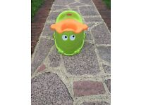 Fisher price Brand new frog potty