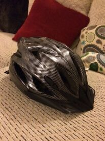 Hardly Used Adult Bicycle Helmet