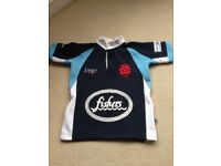 Edinburgh Accies rugby top age 5-6