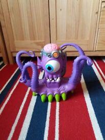 Imaginext alien/octopus