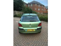 Last chance to buy Peugeot 307