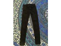 All saints womans jeans