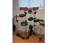 Session Pro DD501 Electric Electronic Digital Drum Kit
