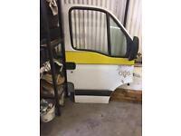 Renault master/ movano drivers door