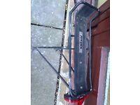 Blackburn bike rear bike rack good condition.