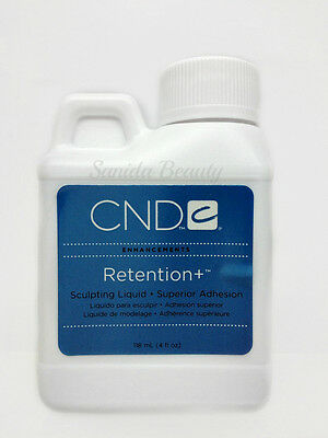 RETENTION + Sculpting Nail LIQUID 4oz/118ml - CND