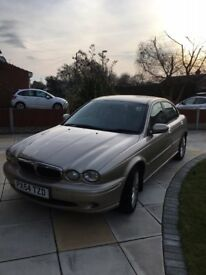 Selling my wife's 2 litre diesel x-type, in good condition, new tyres, all usual extras.