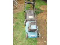 Makita Petrol mower