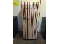 Smeg fridge freezer with ice box FAB28 3 months warranty free local delivery!!!!!!!!