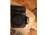 Nikon D80 camera body