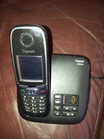 Gigaset digital phone.