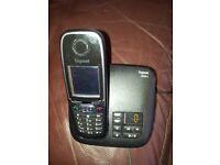 Gigaset digital phone.