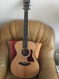 Superb Taylor 412 (All Mahogany) acoustic guitar