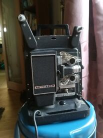 Film Projector- Good Condition- Bell & Howell Autoload 8mm