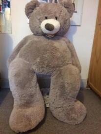 Large teddy bear toy