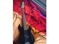 Bargain bass guitar