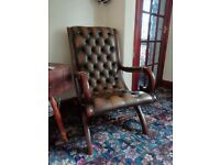 Chesterfield armchair - Excellent condition